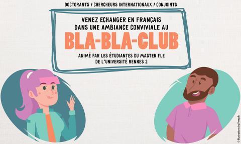 Bla-Bla Club - CMI de Rennes
