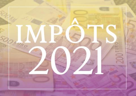 couverture impots 2021